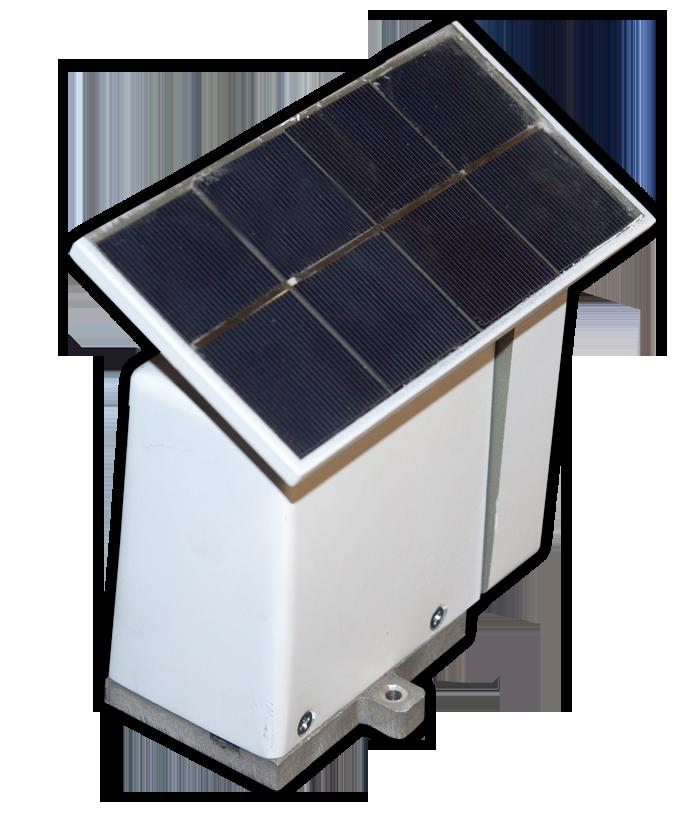 Система автономного питания на основе солнечных батарей